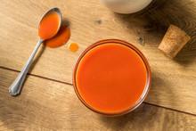 Spicy Hot Organic Red Buffalo Sauce