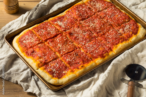 Homemade Philadelphia Tomato Pie Buy This Stock Photo And Explore Similar Images At Adobe Stock Adobe Stock