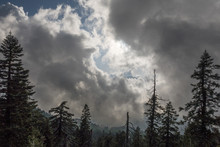 San Jacinto Clouds