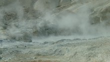 Steaming Hot Water Volcanic Ac...
