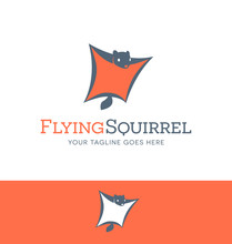 Flying Squirrel Logo For Your ...