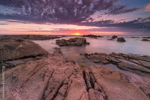 Morning Light at Lorne Victoria Australia Canvas Print