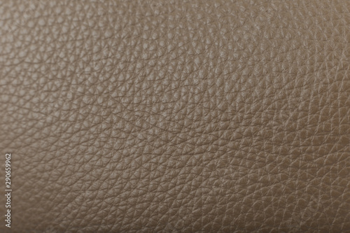 Foto op Aluminium Leder Beautiful natural leather texture, new leather product.