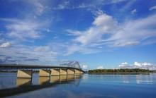 Bridge Over Columbia River In ...