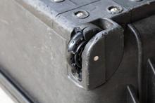 Damaged Rubber Bearing Luggage...
