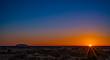 canvas print picture - Ayers Rock Australia