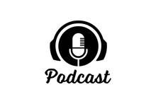 Podcast Or Radio Logo Design U...