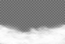 Realistic Vector Cloud Over Tr...
