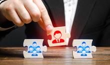 A Businessman Appoints A Leade...