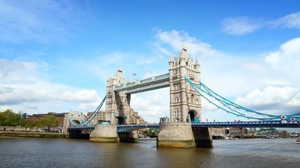Fototapeta na wymiar London - Tower Bridge. UK landmarks.