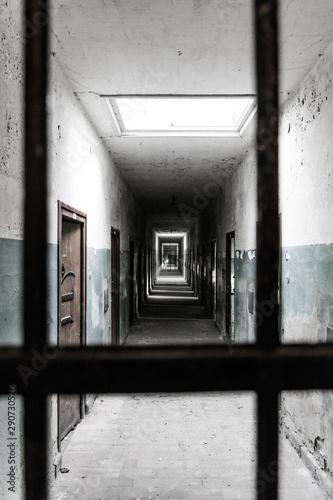 Fotografiet  Prison Cells