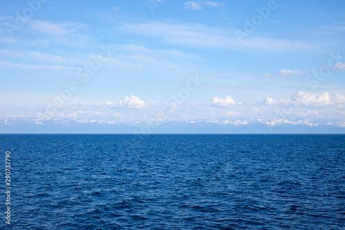 Fotografie, Obraz  View of the Lake Baikal, Siberia. Russia.