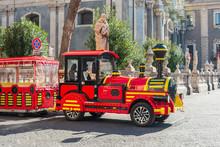CATANIA, ITALY - January 19, 2...