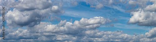 Fototapeta  Wolkenpanorama
