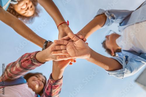 фотография Unity concept