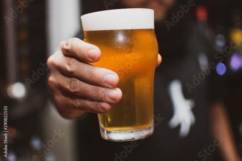 Obraz na plátně  Beer