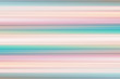 canvas print picture - Simple multicolor gradient texture. Striped pastel texture for presentations, websites and other design pieces