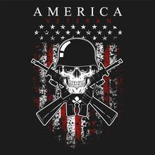 America Veteran Day Illustration Vector