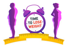 Time To Lose Weight. Weight Lo...