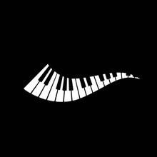 Piano Icon Vector Ilustration ...