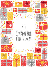 Cute All I Want For Christmas ...