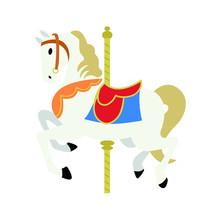 Carousel Horse Circus Vector E...