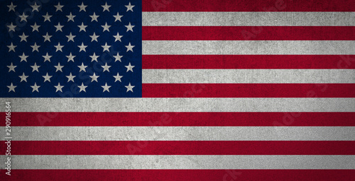 Fototapeta  American Flag of USA
