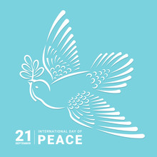 International Peace Day - Abst...