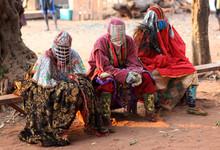 Ceremonial Mask Dance, Egungun...