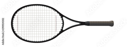 Photo テニスラケット