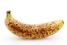 傷んだバナナ