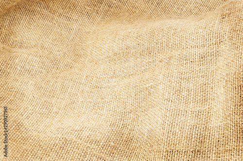 Obraz Background of burlap hessian sacking - fototapety do salonu