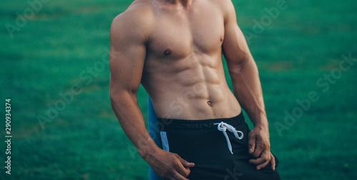 Fotografia  Motivation sport man
