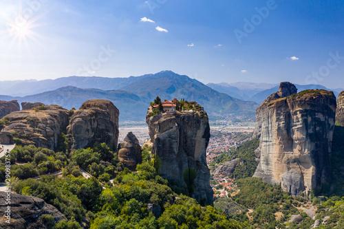 Fotografía Kloster von Meteora im Pindos Gebirge, Griechenland