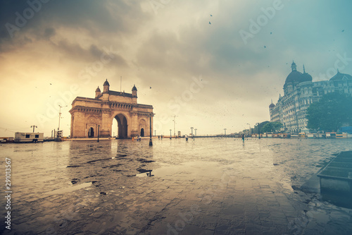 Fototapeta premium Gateway Of India Bombaj