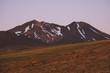 High mountains in the Atacama Desert