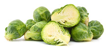 Freshly Brussel Sprouts And So...