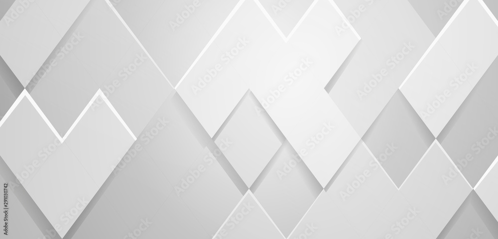 Fototapety, obrazy: Abstract geometric background