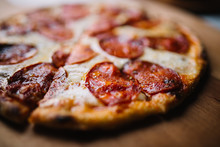 Pepperoni Pizza Details