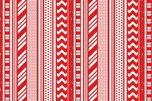 Red And White Christmas Backgr...
