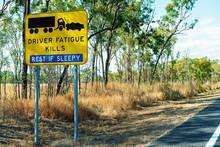 Driver Fatigue Kills Rest If S...