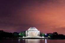 Thomas Jefferson Memorial Washington DC, United States Of America