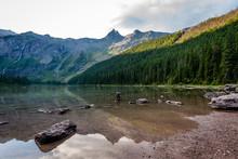 Avalanche Lake, Glacier Nation...