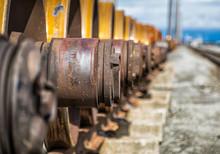 Rusty Wheels Train