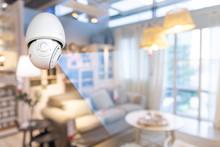 CCTV Camera With Infrared Ligh...