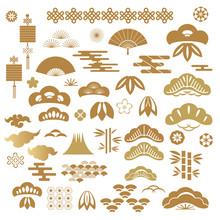 Japanese Elements Set1a