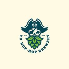 Pirate Hop Logo