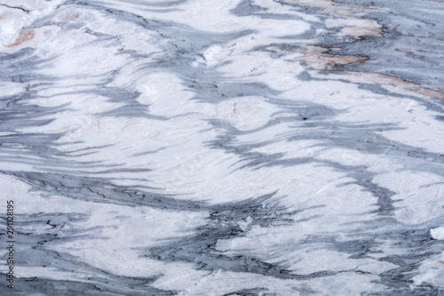 Photo sur Aluminium Marbre Beautiful marble background as part of your interior in classic colors. High quality texture.