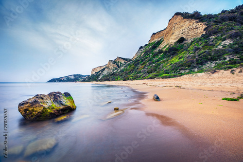 Fotografie, Obraz  Stunning spring view of Gardeno beach