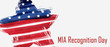 National MIA recognition day